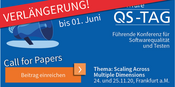 [Translate to Englisch:] Call for Papers - Verlaengerung